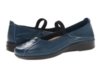 Arcopedico Shawna Indigo Women's Maryjane Shoes Blue