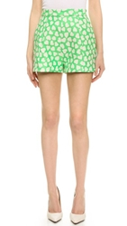 Paul And Joe Sister Popeye Shorts Neon Green
