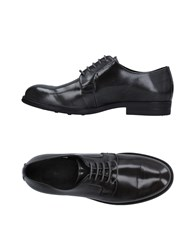 Attimonelli's Lace Up Shoes Steel Grey