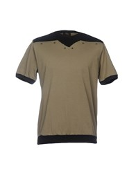 Relive T Shirts Military Green