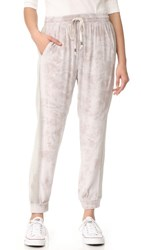 Free People Movement Invigorate Jogging Pants Light Grey