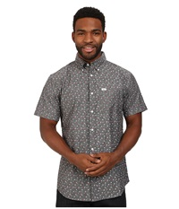 Matix Clothing Company Kora Woven Top Floral Men's Short Sleeve Button Up Multi