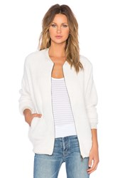 Bella Luxx Sherpa Jacket Cream