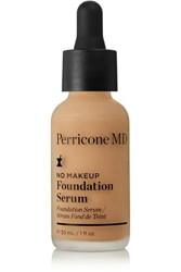 N.V. Perricone Md No Makeup Foundation Serum Broad Spectrum Spf20 Tan