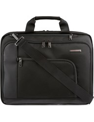 Briggs And Riley Verb Connect Briefcase Black