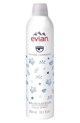 Evian Chiara Ferragni Mineral Water Facial Spray No Color
