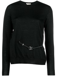 Alyx Loose Fitted Sweter Black