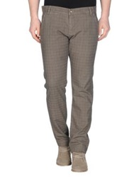 S D Side Casual Pants Grey