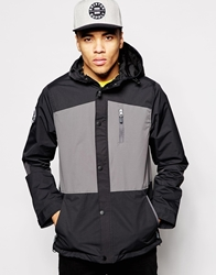 The Hundreds Woodruff Jacket Black