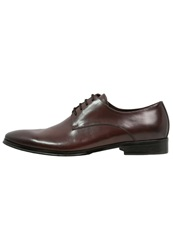 Belmondo Laceups Bordeaux Brown