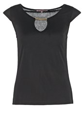 Anna Field Basic Tshirt Black