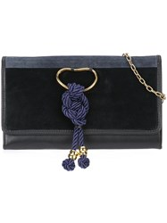 Lizzie Fortunato Jewels 'Opera' Clutch Black