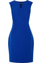 Badgley Mischka Paxton Cady Mini Dress Bright Blue