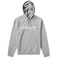 Carhartt Hooded Crew Sweat Grey