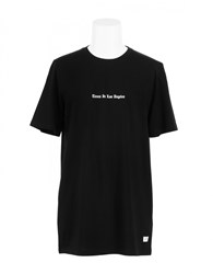 Stampd T Shirt Times Of Los Angeles Black