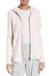 Atm Anthony Thomas Melillo Women's Front Zip Hoodie