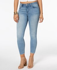 American Rag Juniors' High Rise Cropped Skinny Jeans Created For Macy's Aiden