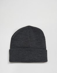 Gregorys Beanie Charcoal Gray