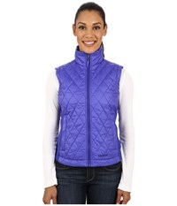 Marmot Kitzbuhel Vest Gemstone Midnight Purple Women's Vest