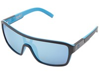 Dragon Alliance Remix Matte Black Sky Blue Ion Sport Sunglasses