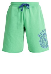 Russell Athletic Sports Shorts Irish Green