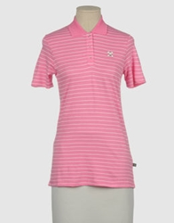 Julius And Friends By Paul Frank Polo Shirts Light Purple