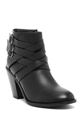 Restricted Nanno Bootie Black
