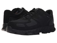 Timberland Powertrain Alloy Safety Toe Esd Black Synthetic Ripstop Nylon Men's Shoes
