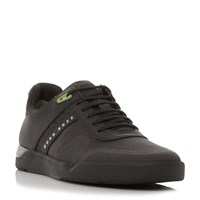 Hugo Boss Feather Toe Trainers Black