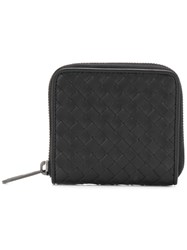 Bottega Veneta Zipped Wallet Black
