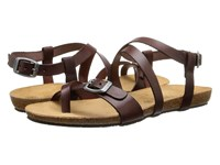 Eric Michael Hilary Brown Women's Dress Sandals