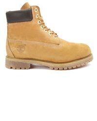 Timberland Premium Camel 6 Inch Boots