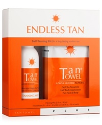 Tantowel Endless Tan Set Plus