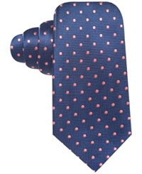 Countess Mara Toledo Dot Tie Pink