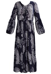 Glamorous Maxi Dress Navy Dark Blue