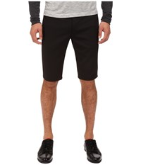 Theory Dryden S.Jetliner Shorts Black Men's Shorts
