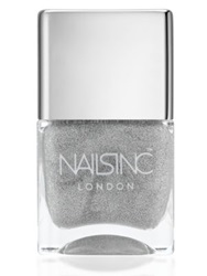 Nails Inc Electric Lane Holographic Top Coat 0.47 Oz. No Color