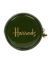 Harrods Signature Coin Purse Unisex