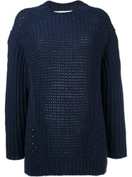 Ash 'Groove' Sweater Blue