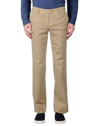 Metradamo Trousers Casual Trousers Men Military Green