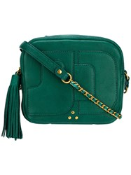 Jerome Dreyfuss Pascal Shoulder Bag Green