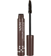 Nyx Cosmetics Colour Mascara Brown