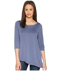Fig Clothing Lad Top Pirogue Blue