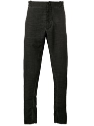 Masnada Casual Trousers Grey