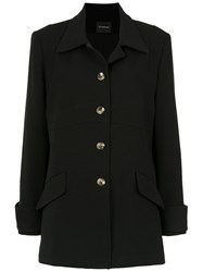 Olympiah Andes Coat Black