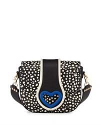 Betsey Johnson Loop Di Loo Crossbody Bag Multi