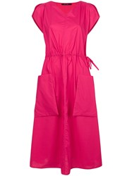 Sofie D'hoore Dong Dress Pink And Purple