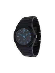 D1 Milano A Ne01 Neon Watch Polycarbonite Black