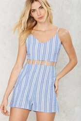 Selby Cutout Romper