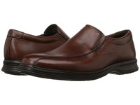 Rockport Dressports 2 Light Slip On New Brown Leather Men's Shoes